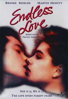 Endless Love - Don Murray, Brooke Shields, Martin Hewitt at the Roxie Saturday July 12, 2014